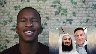 NON - MUSLIM REACTS TO Mufti Menk TALKS About Sonny Bill Williams ***TATTOO***