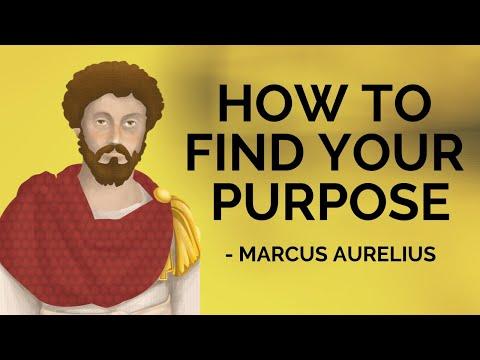 Marcus Aurelius – How To Find Your Purpose (Stoicism)