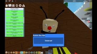 Ayudando a B.B.M - Roblox Bee Swarm Simulator
