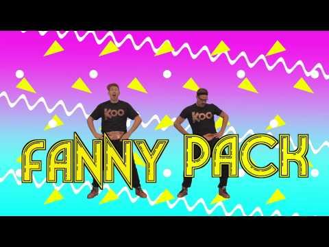 Koo Koo Kanga Roo - Fanny Pack (Dance-A-Long)