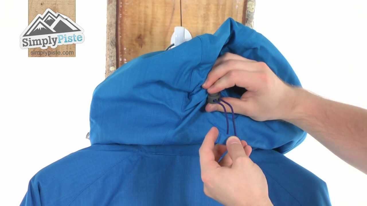 Salomon Mens Fantasy II Jacket