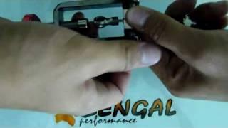 B010T Tool Set-Instruction for instal the Banjo bolt to SHIMANO hose