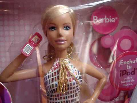 Creepy Mexican Barbie - YouTube