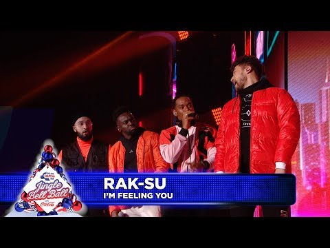 Rak-Su 'I'm Feeling You'  at Capital's Jingle Bell Ball 2018