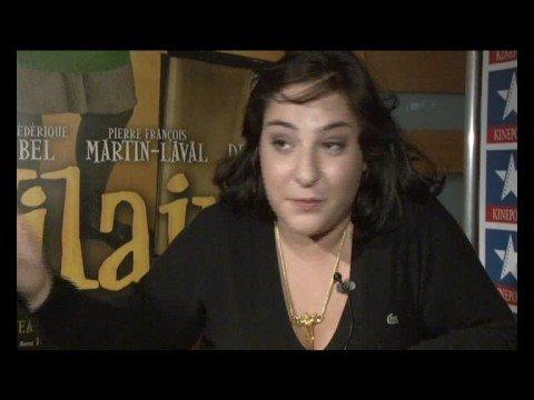 Vilaine: Bande annonce et Interview de Marilou Berry