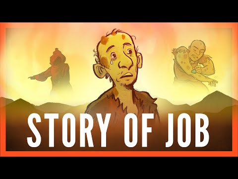 Story of Job | Bible Story and Sunday School Lesson for Kids