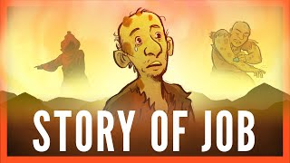 Sunday School Lesson for Kids - The Story of Job - Book of Job - Bible Teaching Stories for VBS