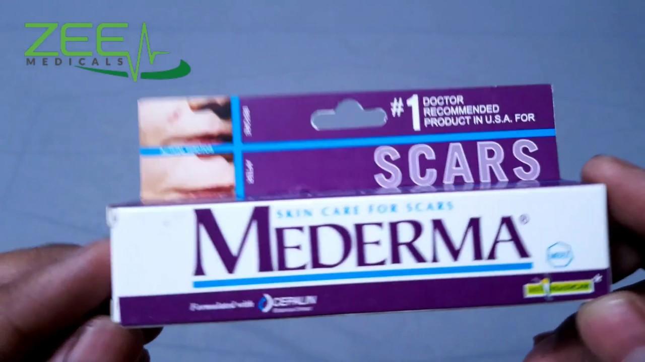 Mederma Cream Review Uses च हर क न श न क