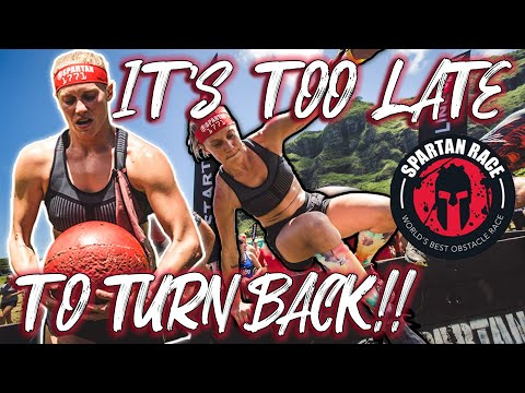 THE HARDEST THING I'VE EVER DONE  |  The Hawaii Spartan Sprint Obstacle Race