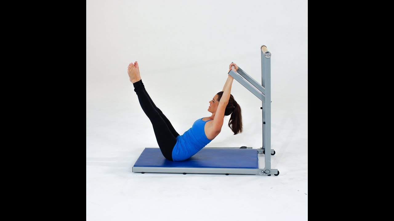 Straight Up Pilates For The Supreme Toning Tower