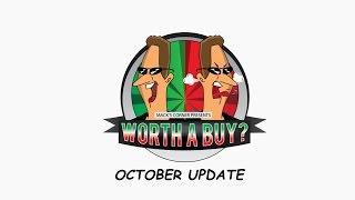 October Update - New Donator Rewards Revealed.