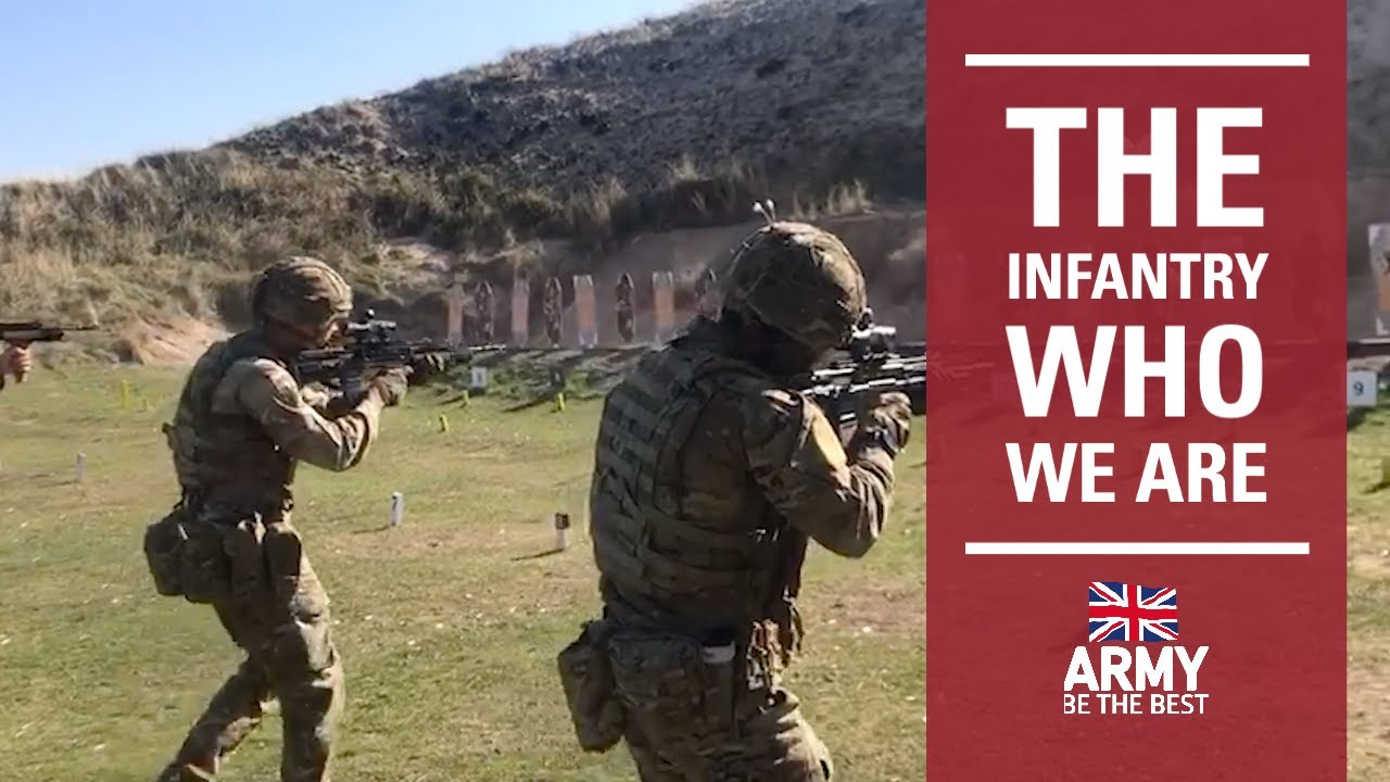 Who we are | The Infantry | British Army