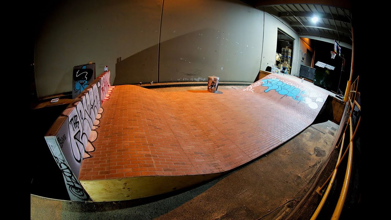 Mini Brooklyn Bumps Skateboard Contest Presented By Adidas and CCS