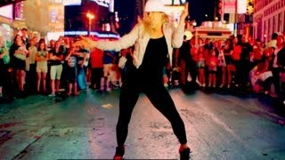 Laure Courtellemont Ragga Jam - Times Square Dance Hall