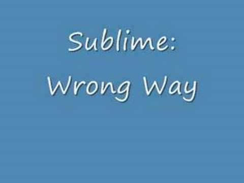 Download Sublime: Wrong Way