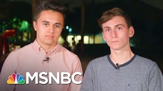 Florida Students' Message To Donald Trump: Do Something | The Last Word | MSNBC