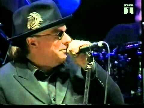 Van Morrison Rough God goes riding live 1997
