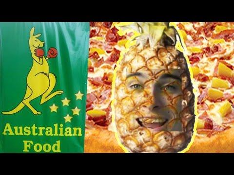 Australian food youtube for Australian cuisine sydney