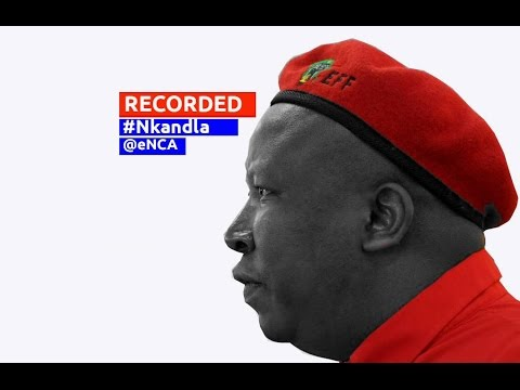 EFF speaks on Nkandla saga
