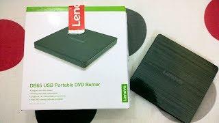 USB Portable DVD Burner for PC or Laptops