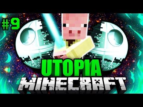 ICH werde JEDIRITTER?! - Minecraft Utopia #009 [Deutsch/HD]