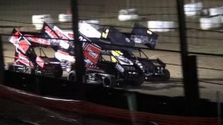 Brooklyn Raceway IMSCS Micro Sprint Feature