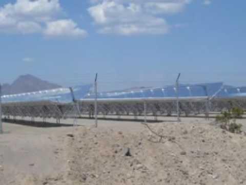 Nevada Solar One Power Plant