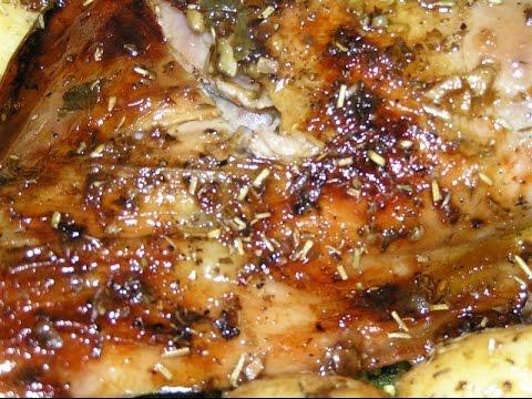 Como Cocinar Una Pierna De Cordero | Receta Cordero Asado Al Horno Roast Lamb Recipe Youtube