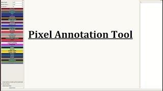 [Tutorial] Pixel Annotation Tool for Mask RCNN in Ubuntu