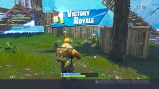 An amazing squad game of Fortnite: Battle Royale!!