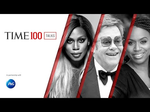 TIME100 Talks With Sir Elton John, Laverne Cox, And Rep. Ayanna Pressley And More