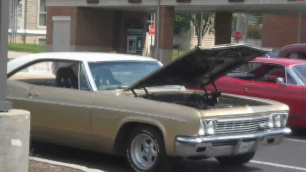 Classic Muscle Cars - Downtown Auto Show - Bucyrus, Ohio ...