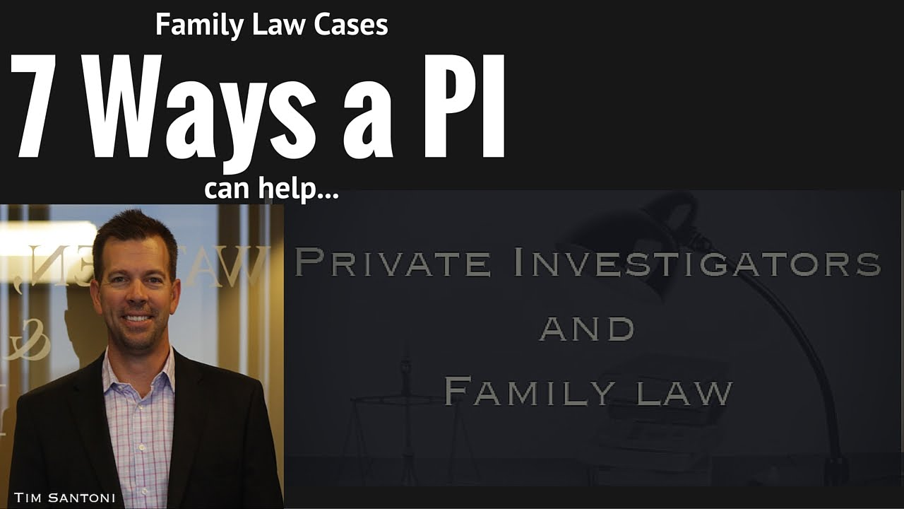The Importance of Hiring a PI before Court - Salisbury Rowan