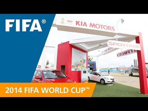2014 FIFA World Cup Kia Marketing Activities - FIFATV  - L-U-_LtslSs -