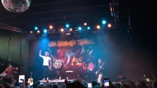 ajr i m not famous live in the venue 6 10 17