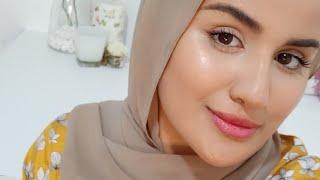 نصائح و خدع لتبدين جميلة بمكياج يومي بسيط! بشرة لامعة مثل الكوريين||  Everyday Glowy Makeup