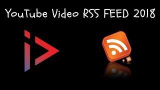 So Erstellen Sie ein RSS-Feed für ein YouTube-Video [2018]
