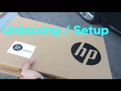 unboxing-/-setup-instructions-for-a-new-laptop-[hp-pavilion-notebook-17]