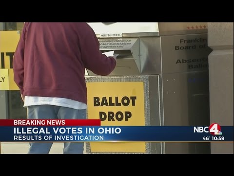 Ohio investigation found 385 non-US citizens registered to vote, 82 cast illegal ballots