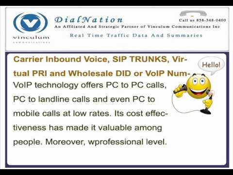VoIP Origination& Termination.wmv