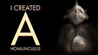 ''I Created a Homunculus'' | PHENOMENAL 'MONSTER' CREEPYPASTA