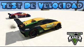 TRUFFADE NERO VS ANNIS RE7b | TEST DE VELOCIDAD GTA 5 ONLINE - Nerf de Annis