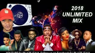 2018 LATEST NAIJA AFROBEAT MIX | DJ BLAZE FT WIZKID DAVIDO TEKNO YEMI ALADE (audio)