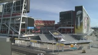 Super Bowl 50 Preps Ramp Up At Levi Stadium