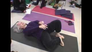 Initiating Movement from the Coccyx with Bonnie Bainbridge Cohen