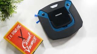 Ультратонкий робот-пылесос Philips SmartPro FC8794 – Обзор