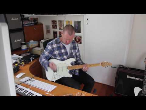 Ernie Ball Music Man - Cutlass - White - 2016
