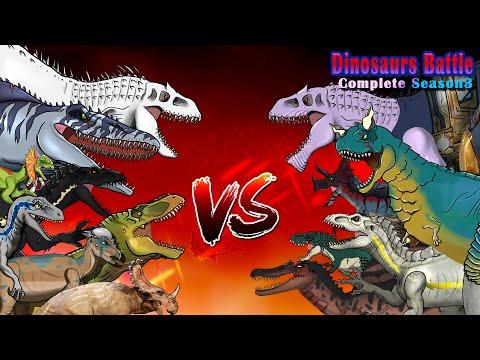 Dinosaurs Battle 15 Match Full Ver.(Complete Season3)
