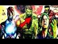 Avengers 4 Professor Hulk To WIELD The STARK Gauntlet REVEALED!? PROFESSOR Hulk Vs Thanos FINALE?
