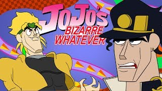 JoJos Bizarre Whatever (JJBA Parody Cartoon)
